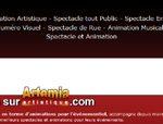 Une agence de spectacle à votre service : Artémia Artistique