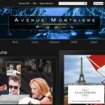 L'actualité de la mode sur Avenue Montaigne