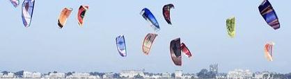 règles en kitesurf