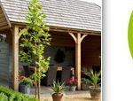 Abords & Bois: tout le charme des menuiseries et ouvrages en pierre au jardin