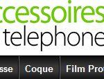 Achetez en ligne des accessoires pour vos téléphones portables