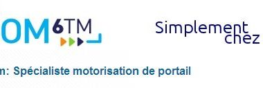 DOM6TM Motorisation