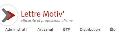 Site d'aide pour CV
