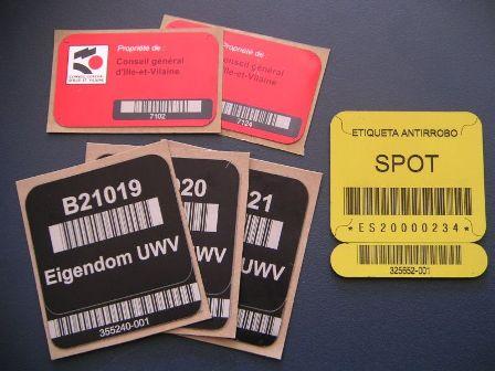 Étiquette doubleacrylic TESA par NewsEtiquettes.fr