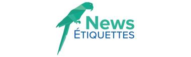 Etiquette personnalisée NewsEtiquettes.fr